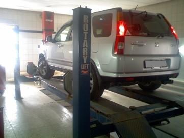 ремонт хонда кардан